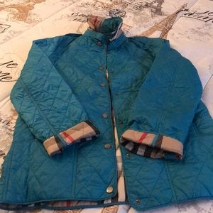 Burberry Light quilted Jacket
